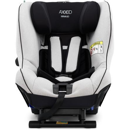 AXKID Asiento para niños Minikid 2.0 Premium Sky Grey