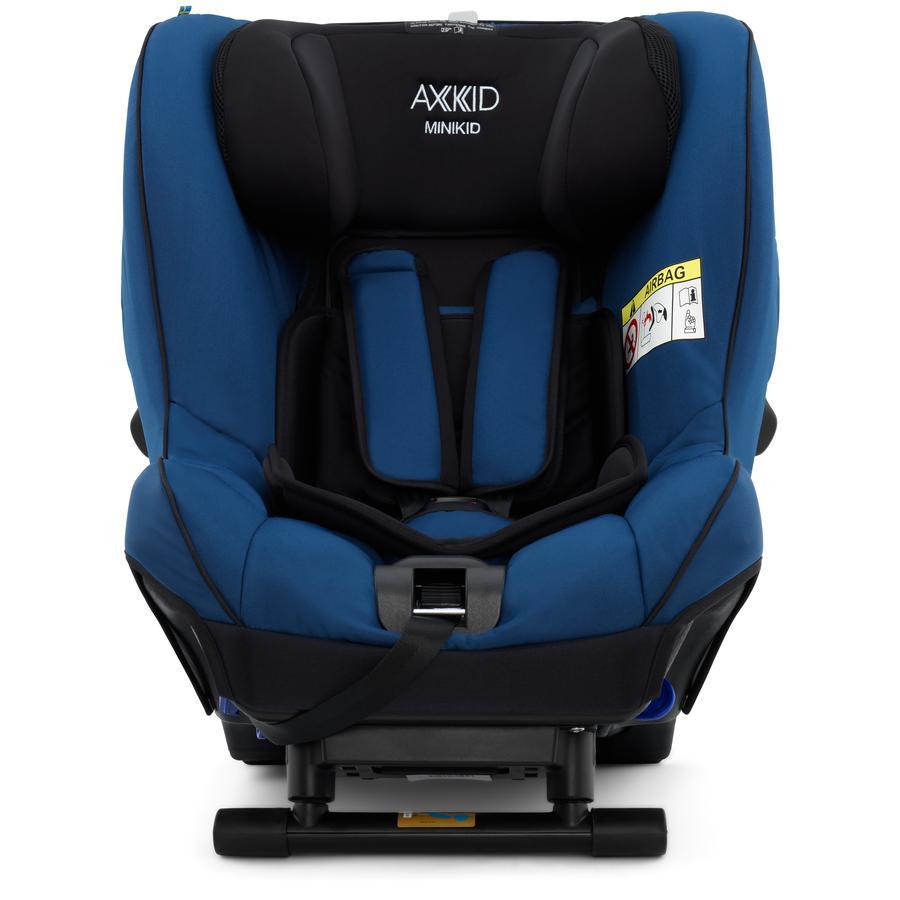 AXKID Fotelik samochodowy Minikid 2.0 Sea blue