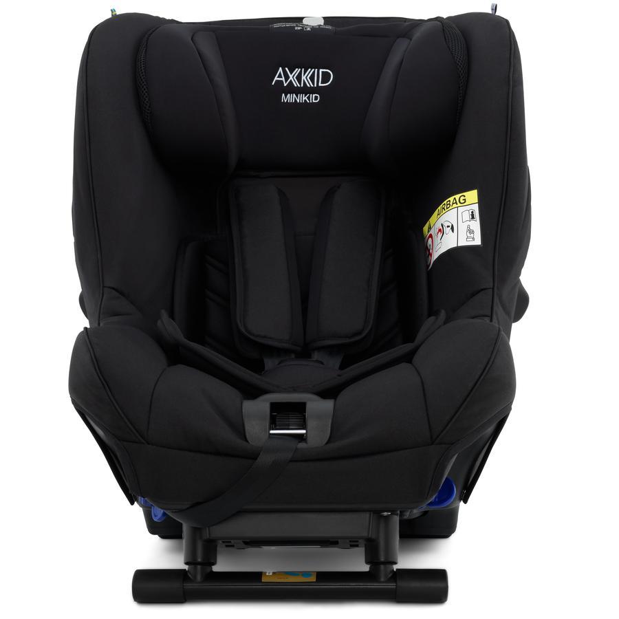 AXKID Kindersitz Minikid 2.0 Premium Shell Black