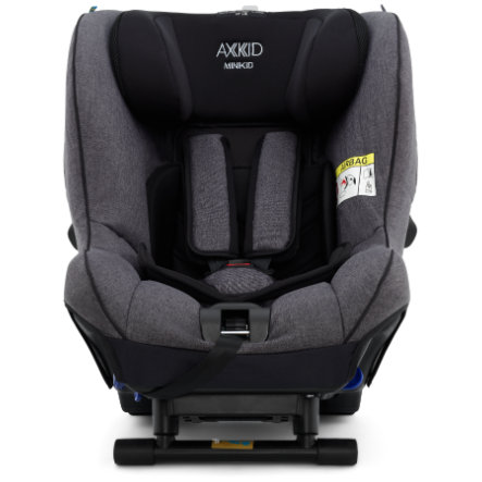 AXKID Autostol Minikid 2.0 Premium Granite Black