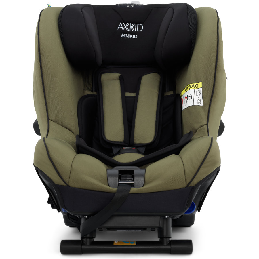 AXKID Siège auto Minikid 2.0 gr.0+/1 Moss Green 2020