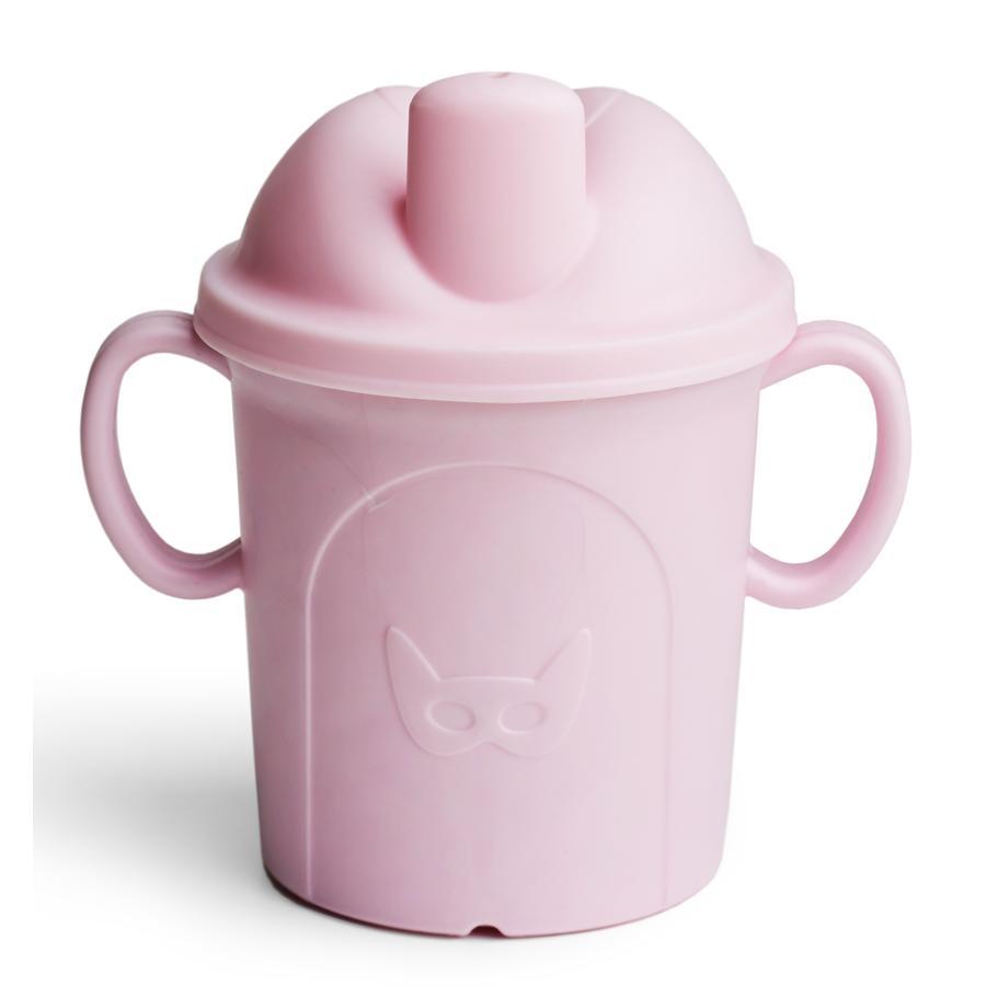 Herobility Drinkbeker HeroEcoCup 140ml pink
