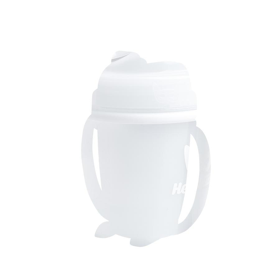 Herobility Filiżanka do picia biała 140 ml