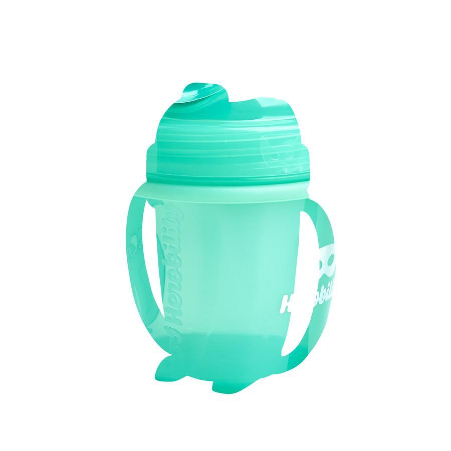 Herobility Tasse enfant HeroSippy turquoise 140 ml