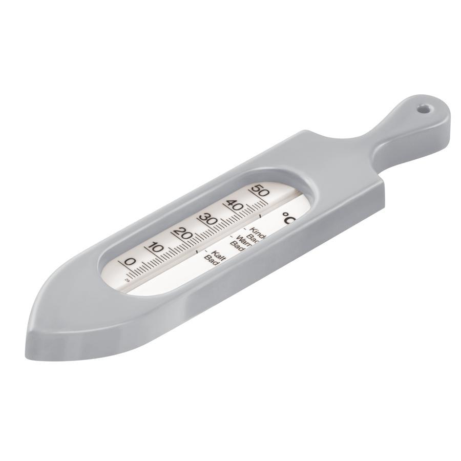 Rotho Babydesign Badethermometer stone grey