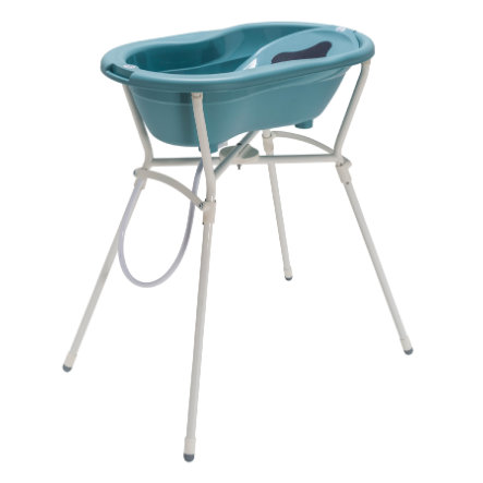 Rotho Baby design  TOP-onderhoudsset 4-delig met lagunebadstandaard