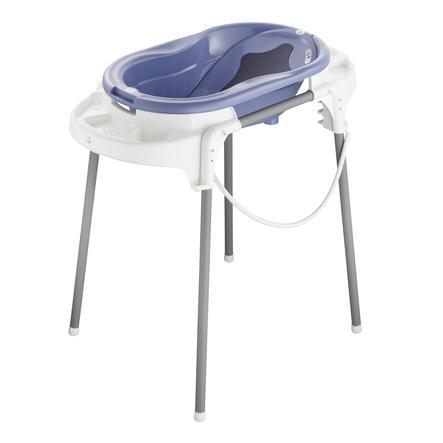 Rotho Baby design TOP Badestation kølig blå 4-dele