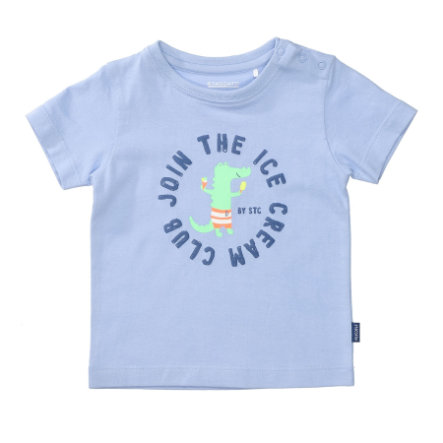 STACCATO T-Shirt soft ocean
