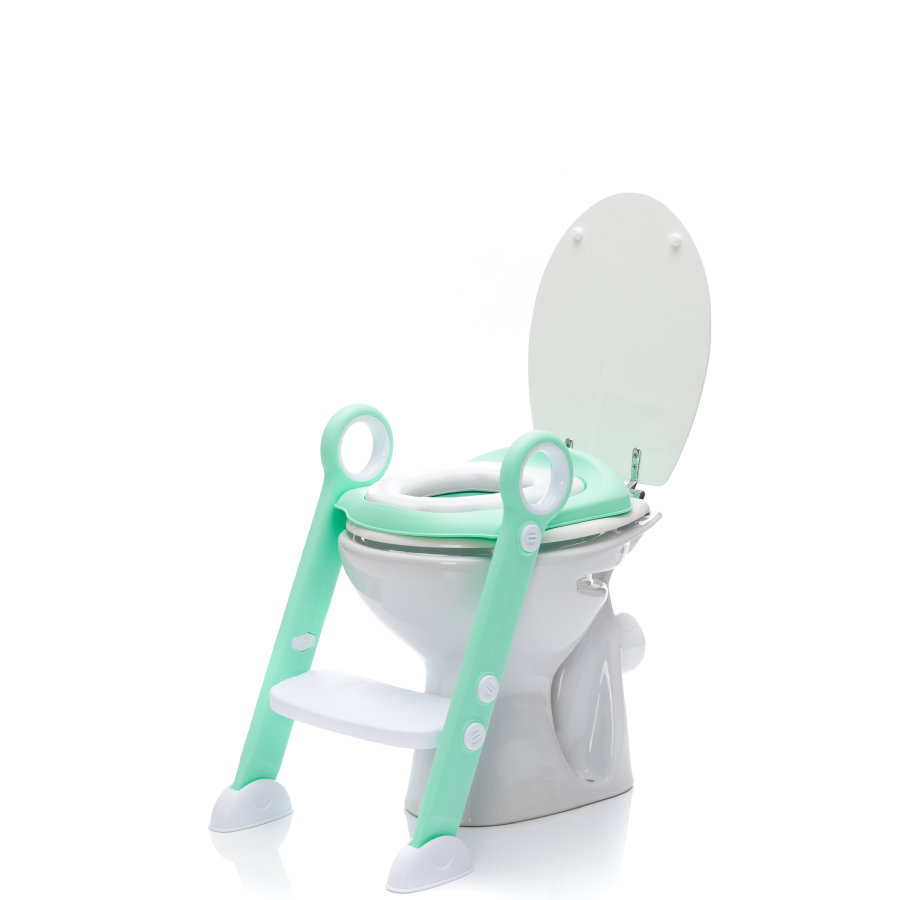 fillikid Toilet-Trainer Friend menta, Sedile in PVC VE3