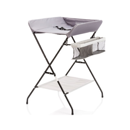 fillikid Table à langer pliable gris