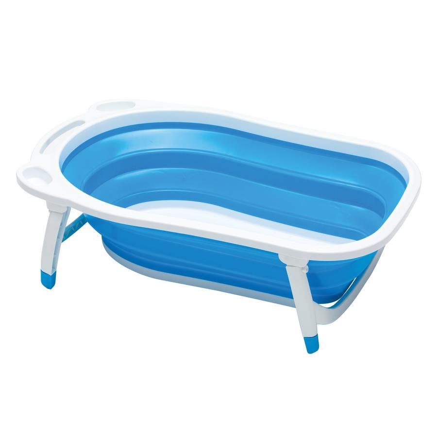 fillikid Dori sammenleggbar bad lys blå