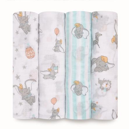 aden ® Puck Cloths dumbo nye højder 4 pakke