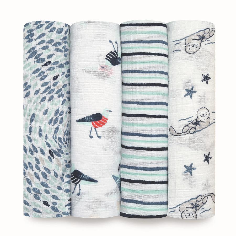 aden ® Puck Cloths 4-pack