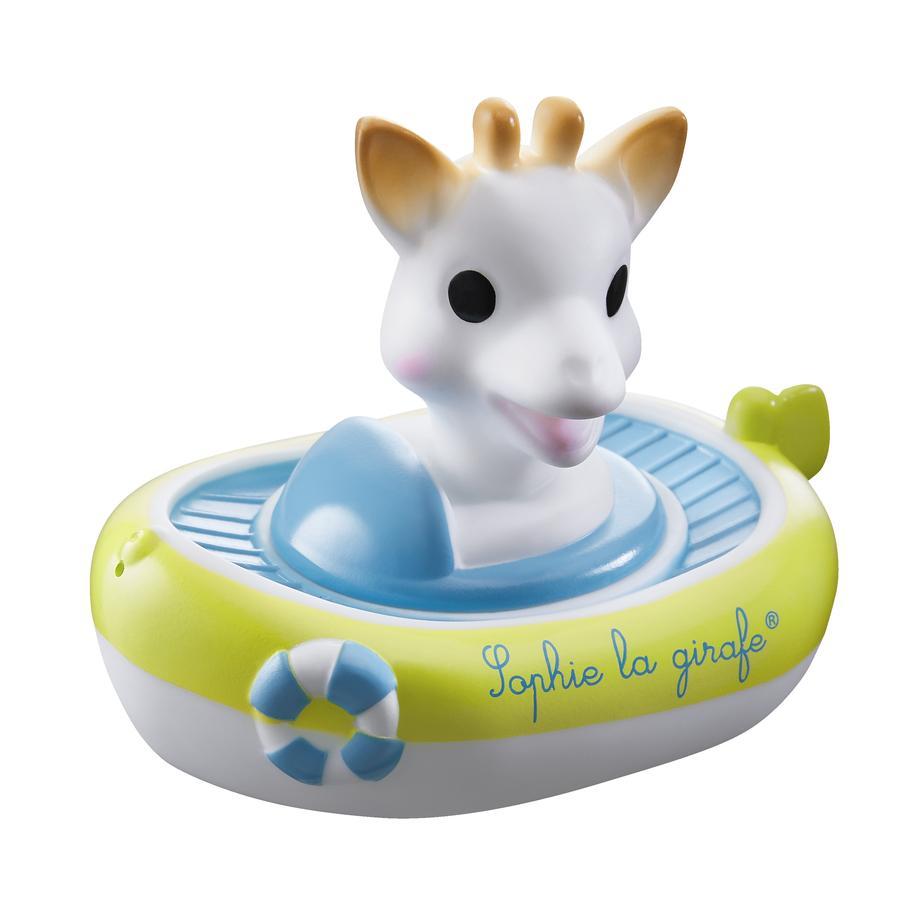 Vulli Sophie la girafe malý člun