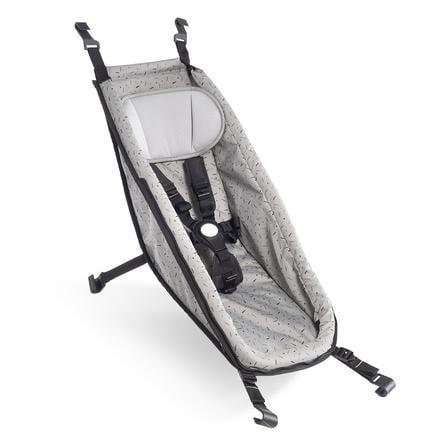 CROOZER Babysitz für Kid Modelle Stone grey/colored
