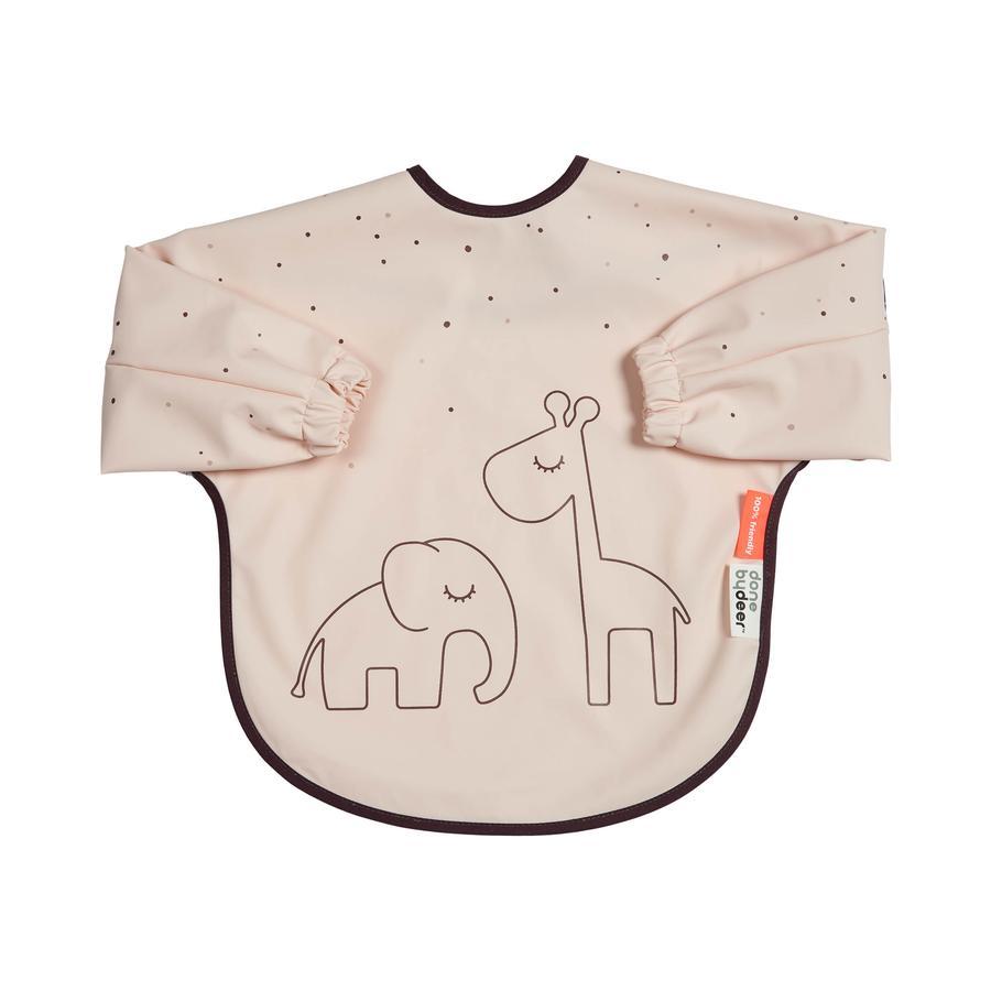 Done by Deer™ Ärmelätzchen Dreamy Dots puder