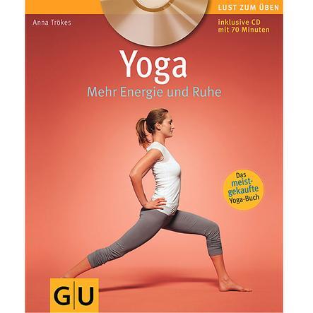 GU, Yoga. Mehr Energie und Ruhe (mit CD)
