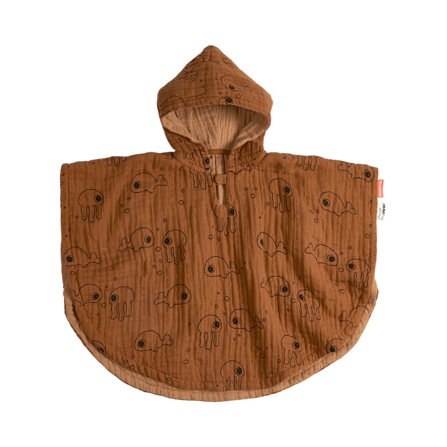 Done by Deer ™ Mosterdbad Poncho