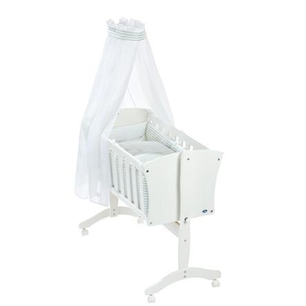 Alvi ® Complete Pia wieg wit, Boerderij