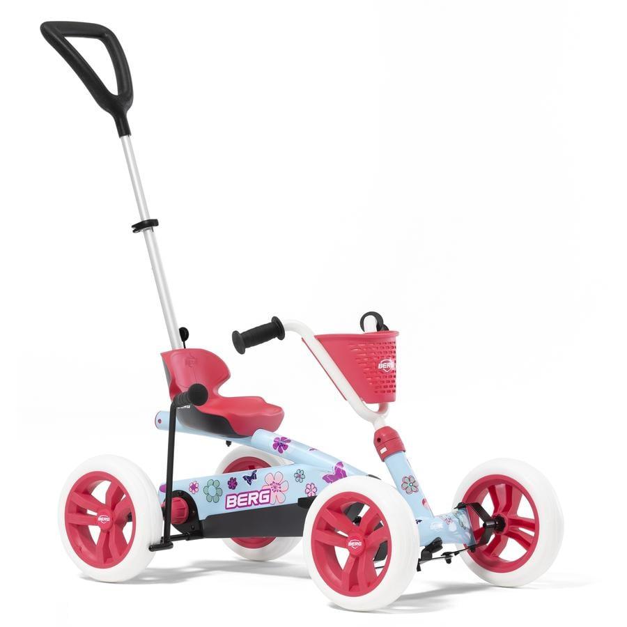 BERG Pedal Go-Kart BERG Buzzy Bloom 2-in-1