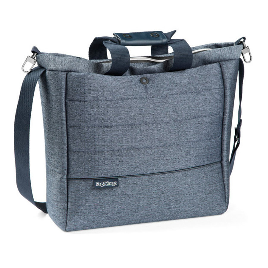 Peg Perego Wickeltasche All Day Bag Luxe Mirage