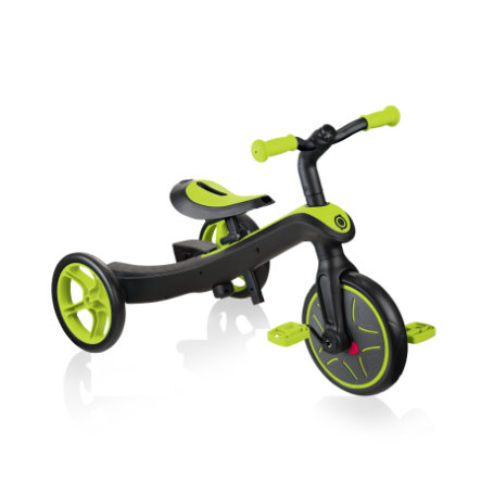 AUTHENTIC SPORTS Globber Explorer Trike 4 in 1, lime