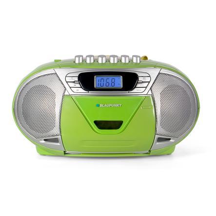 BLAUPUNKT Boombox mit CD und Kassette, bunt