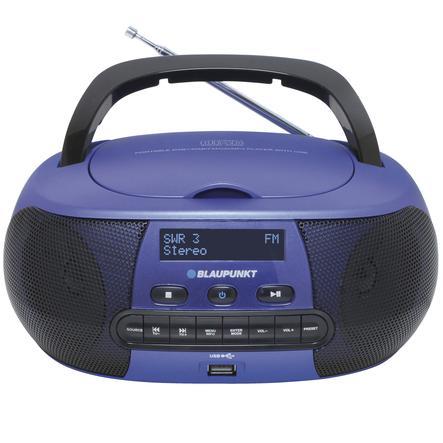 BLAUPUNKT Boombox med CD og DAB