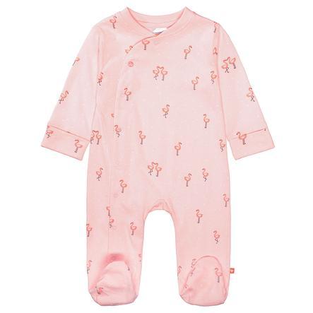 STACCATO Pyjama 1tlg. soft peach Alloverprint