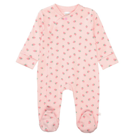STACCATO Pyjama 1tlg. soft blush Alloverprint