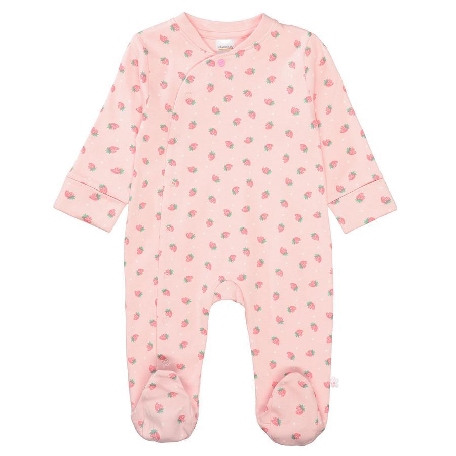 STACCATO Pyjamas 1 stk. blød blush Allover-udskrivning