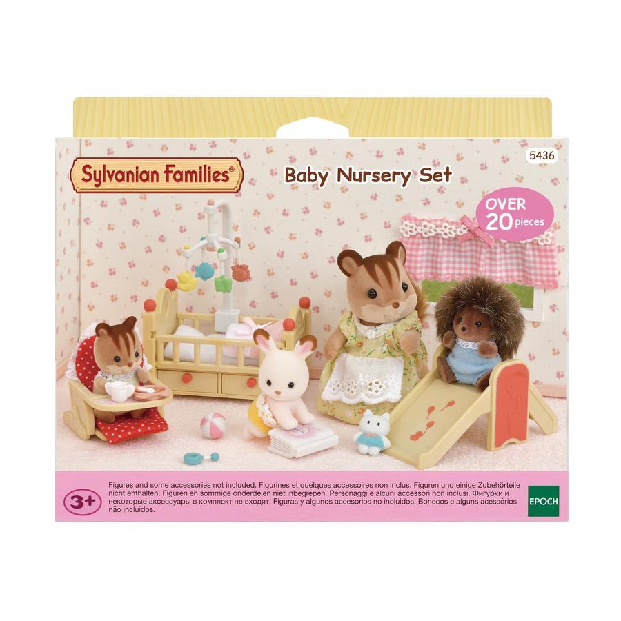 Sylvanian Families® Babyzimmer-Set