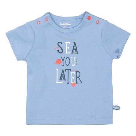 STACCATO T-shirt blødt hav