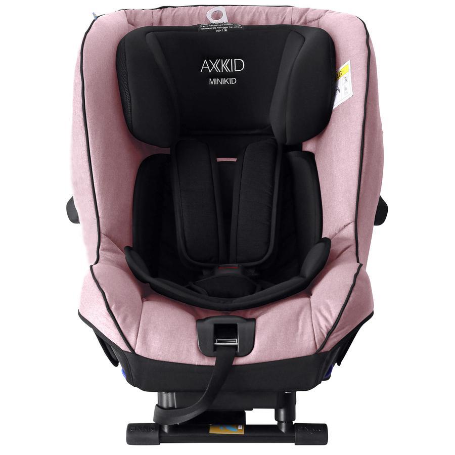 AXKID Autostoel Minikid 2.0 Roze