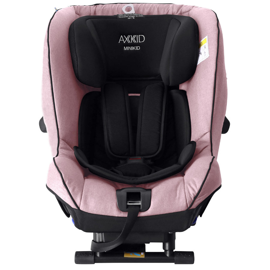AXKID Fotelik samochodowy Minikid 2.0 Rose