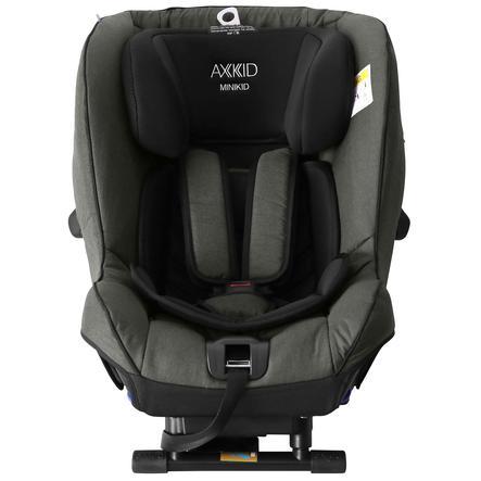 AXKID Kindersitz Minikid 2.0 Olivgrün