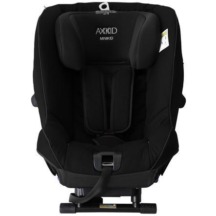 AXKID Kindersitz Minikid 2.0 Schwarz