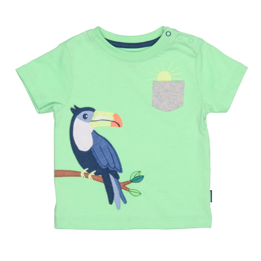 STACCATO T-Shirt bright apple