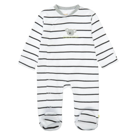 STACCATO Pyjama 1 stk. hvid stribet