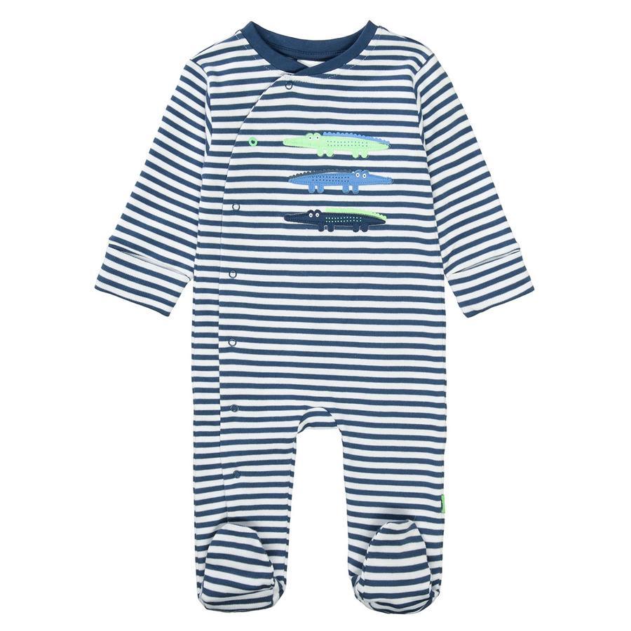 STACCATO Pyjama 1kpl. tumma muste raidallinen