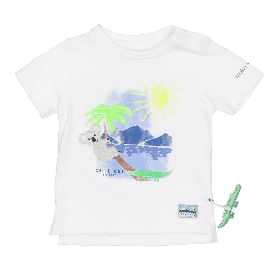 STACCATO  T-shirt white
