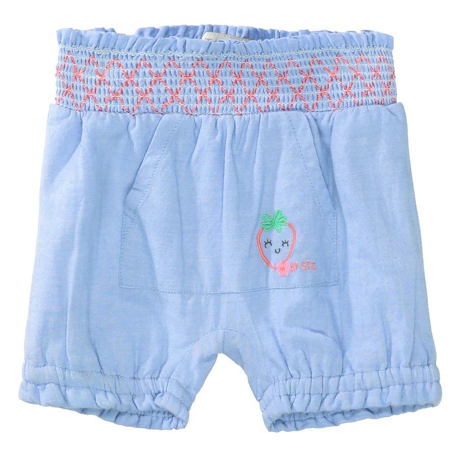 STACCATO Shorts denimblå