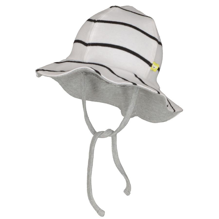 STACCATO Sol hat hvid stribet