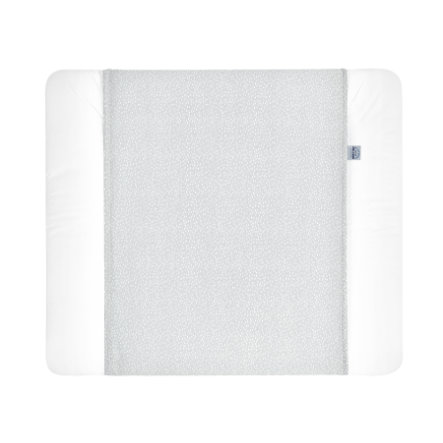 JULIUS ZÖLLNER Schutzbezug für Wickelauflagen Tiny Squares Grey