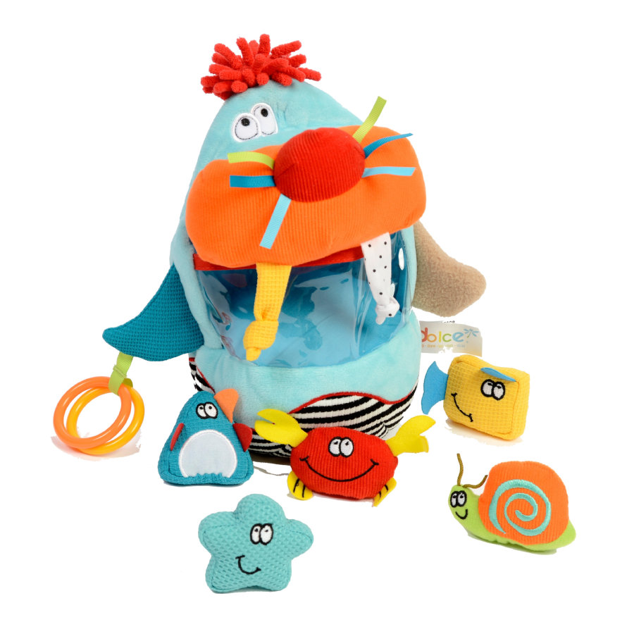 dolce Toys Walross