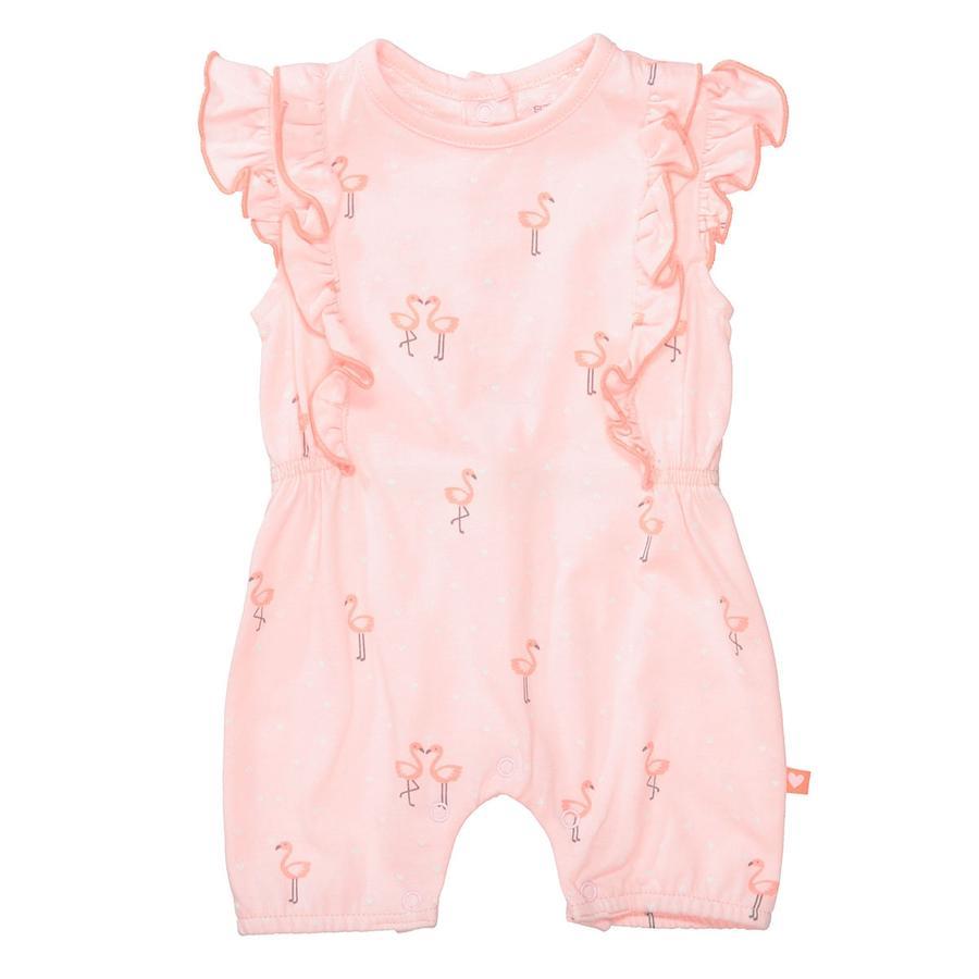 STACCATO overall, růžový se vzorem