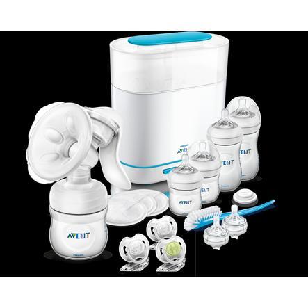 Philips Avent Set inicial lactancia Naturnah SCD293/00 Paquete de ventajas