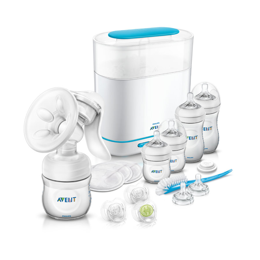 Philips Avent SCD293 / 00 Natural Starter Set Advantage Pack