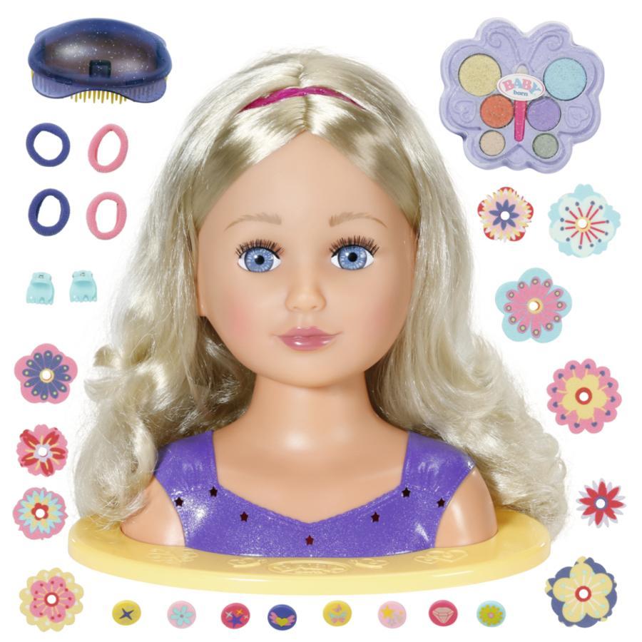 Zapf Creation BABY born® Sister Styling Head
