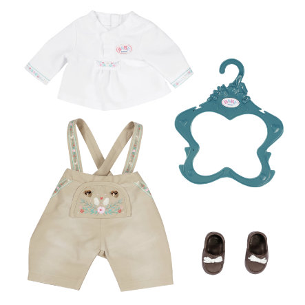 BABY born Trachten-Outfit Junge 43 cm